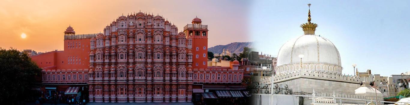 Jaipur to Ajmer & Pushkar