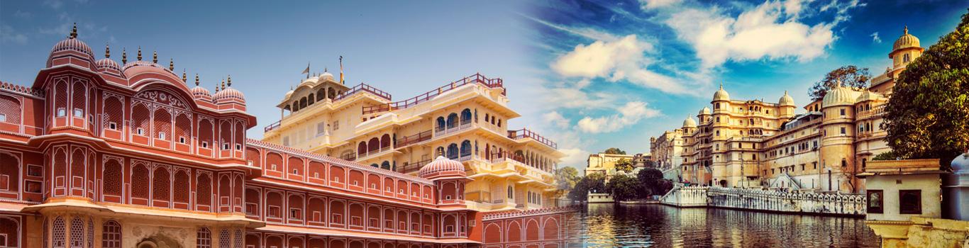 Jaipur Agra Udaipur