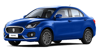 Hire Swift Dzire for taxi