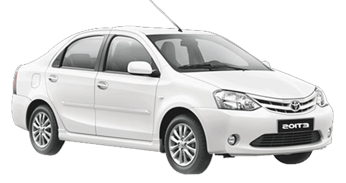 Hire Etios for taxi in jaipur