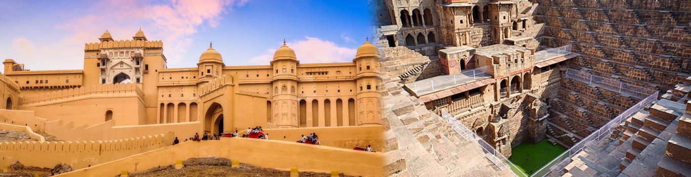 Jaipur to Chand Baori