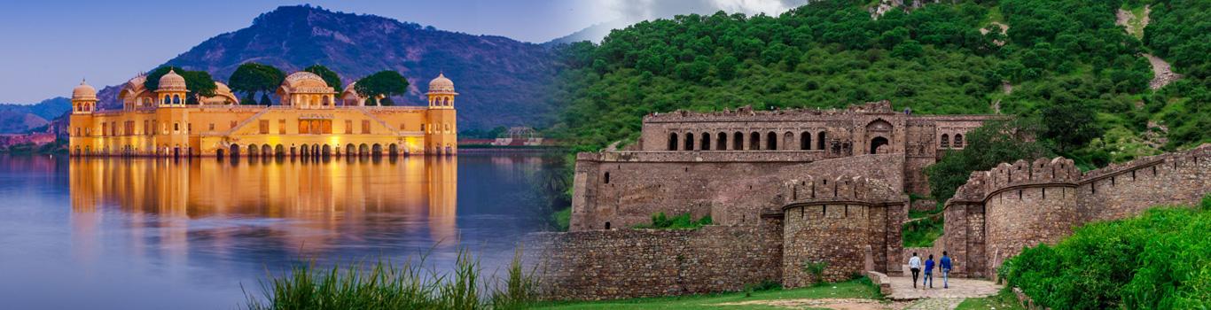 Jaipur to Bhangarh