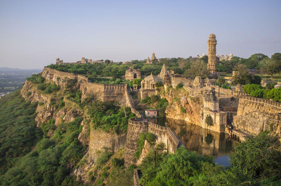 Chittorgarh Fort: