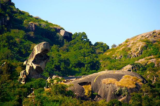 Aravalli mountain