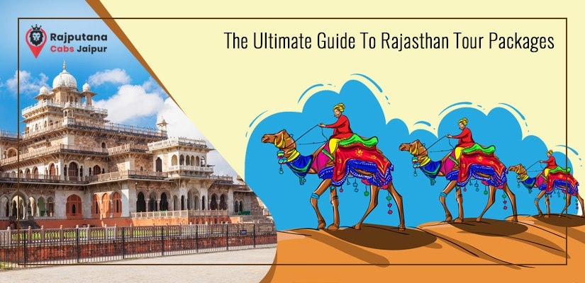 The Ultimate Guide To Rajasthan tour packages ‌
