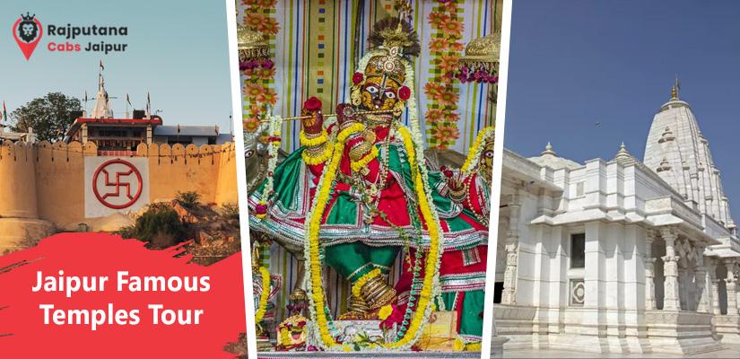 Jaipur Famous Temple Tour