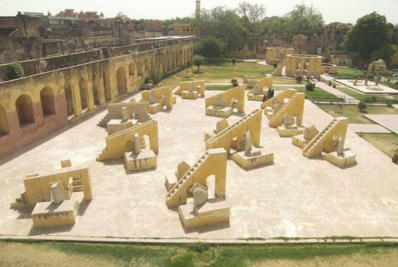 jantar mantar - best places for jaipur sightseeing